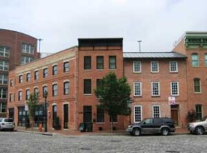 Fells Point Historic District, Baltimore, MD